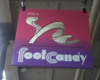 NOLA Foot Candy