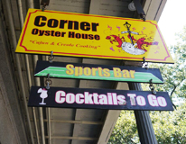 Corner Oyster House Bar & Grill