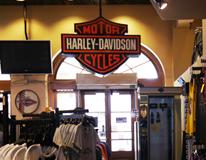 Voodoo Harley Davidson