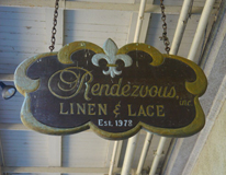 Rendezvous Linens and Lace