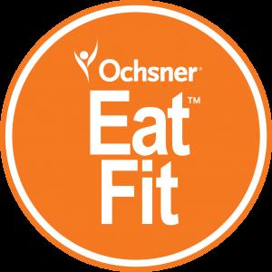 Ochsner Eat Fit logo
